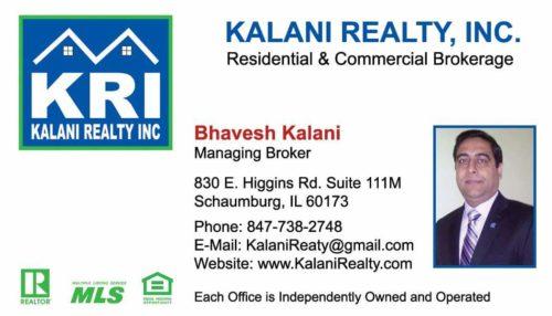 Kalani Realty, Inc.