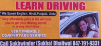 Singh  driving school
