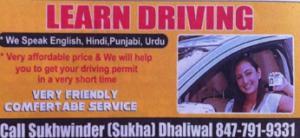 Singh Driving