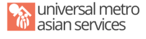 Universal Metro Asian Services