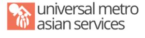Universal Metro Asian Services