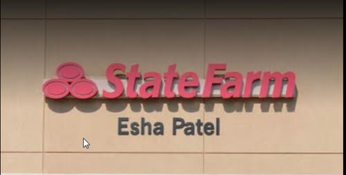 Esha Patel – State Farm Insurance Agent