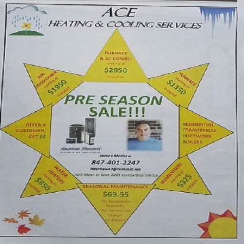 ACE Heating & Cooling Services