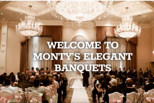 Monty's Elegant Banquets