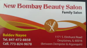 New Bombay Beauty Salon
