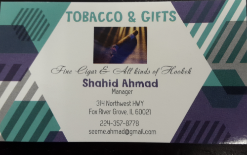 TOBACCO & GIFTS
