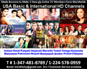 USA Basic & International HD Channels
