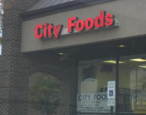 City Foods Restaurant