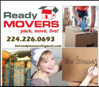Ready Movers Inc.