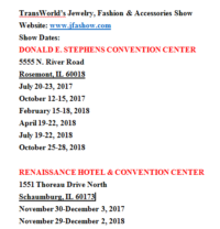 Transworld Exhibits Inc