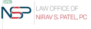 Law Office of Nirav S. Patel, P.C.