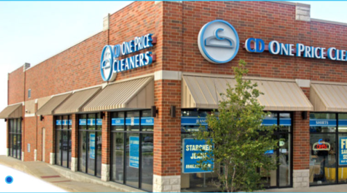 The CD One Price Cleaners