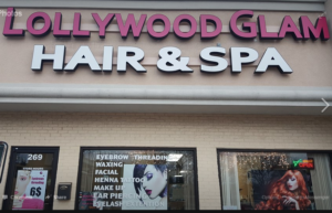 Lollywood glam hair& spa