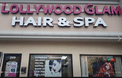Lollywood glam hair& spa