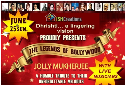 The Legends of Bollywood JOLLY MUKHERJEE