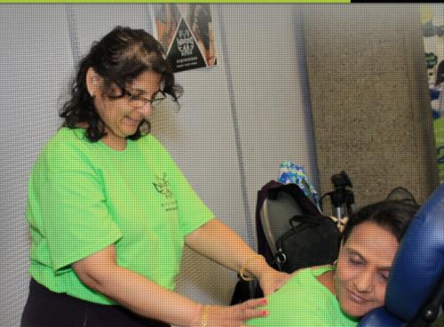Smita Shah Aroma therapist; Cosmetologist; Personality Development Specialist.