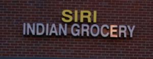 Siri Groceries