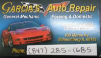 Garcia's Auto Repair