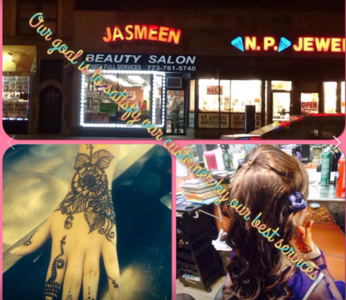 Jasmeen Beauty Salon