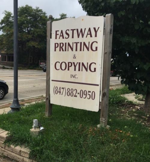 Fastway Printing Inc