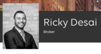 Ricky Desai Broker