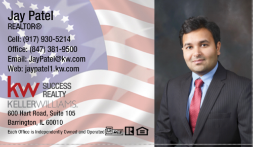 Jay Patel – Keller Williams