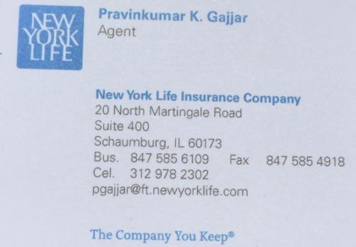 NewYork life Insurence