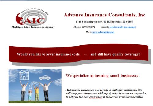 Advance Insurance Consultants