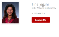 Tina Jagshi Keller Williams Realty Infinity