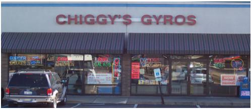 Chiggy's Gyros