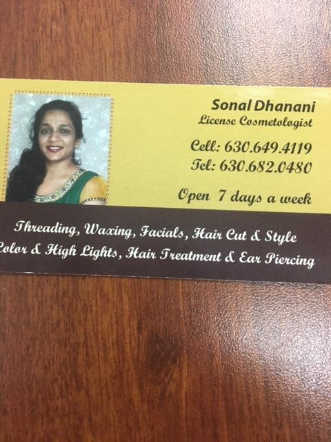 Sonal Dhanani